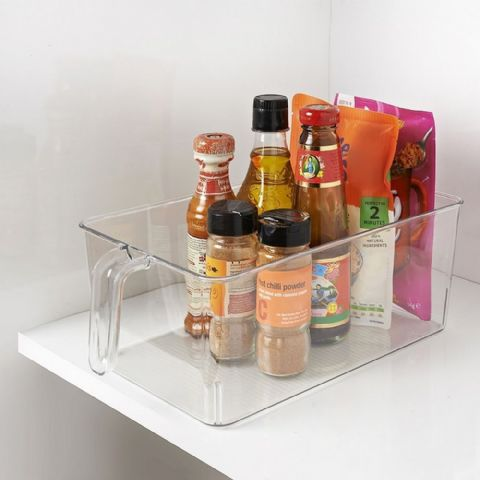 Cupboard Jar Bottle & Can Organiser